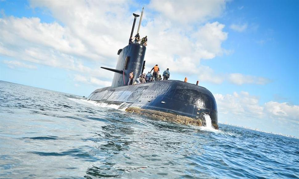 Resultado de imagen para naves extranjeras en el rescate al submarino